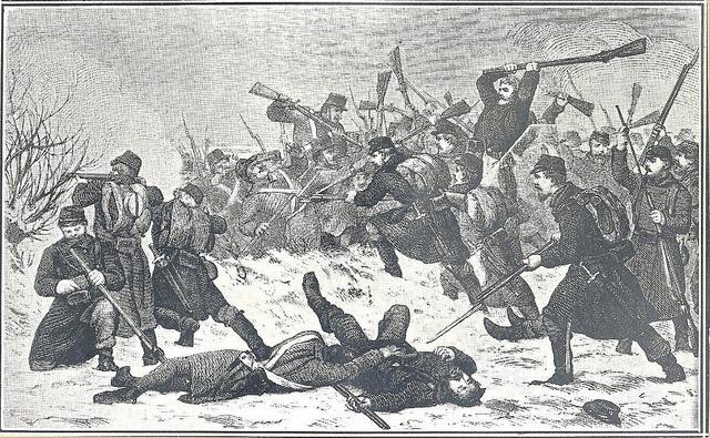 Krigen i 1864 (2. Slesvigske Krig)