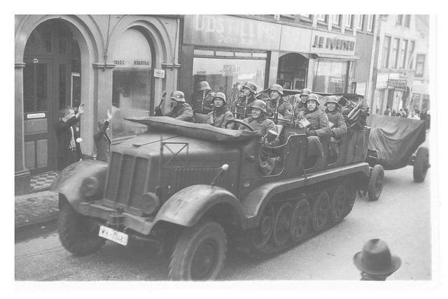 hverdagslivet under andre verdenskrig